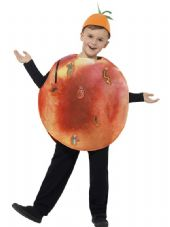 Childs Roald Dahl James & The Giant Peach Costume